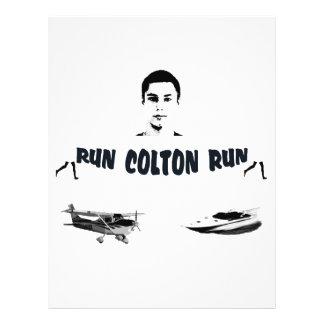 Run Colton Run Flyers