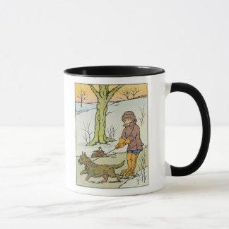 Run, Dandy Run, 20th century Mug