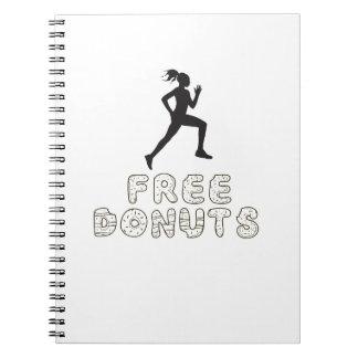 run donuts notebooks