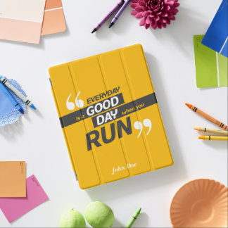 Run Everyday iPad 2/3/4 Smart Cover