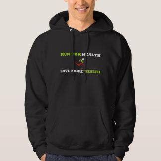 Run For Health (Hoodie) Hoodies