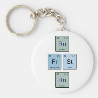 Run Forrest Run Key Ring
