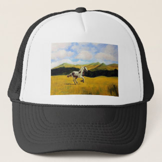 Run Free Trucker Hat