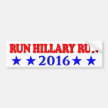Run Hillary - Red & Blue - No BG - MultiProducts