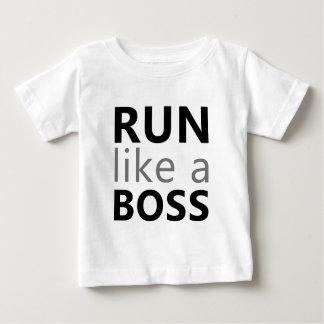 Run Like A Boss Baby T-Shirt