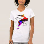 Run like a Gazelle T Shirt