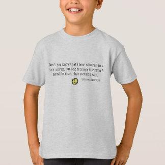 Run like that, 1 Corinthians Tshirts