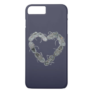 Run Love - Running Shoes Heart Phone Case