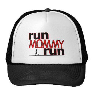 Run Mommy Run Cap