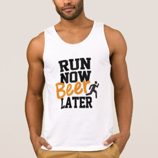 Run Now Beer Later