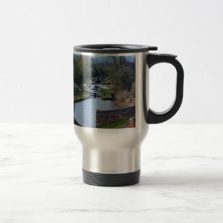 Run Of Locks Travel Mug