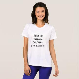Run on Caffeine T-Shirt
