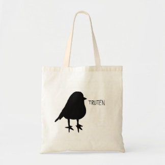 Run out tote bag