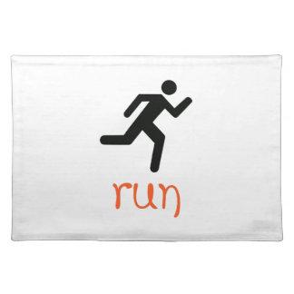 Run Placemat