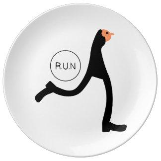 Run Plate