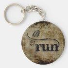Run/Runner by Vetro Jewellery Key Ring