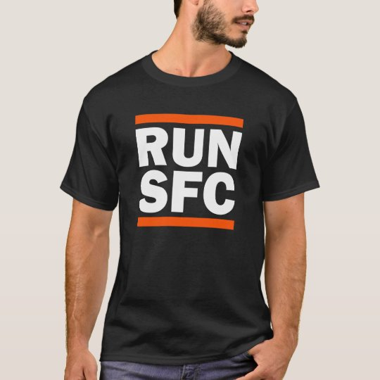 Run SFC men's shirt