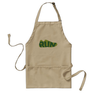 Run Shoe Standard Apron