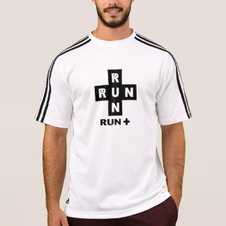 RUN + T-Shirt