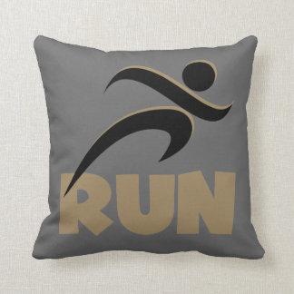 RUN Tan Cushion