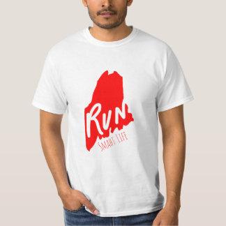RUN THE MAINE WAY ! T-SHIRTS