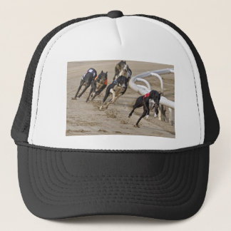 Run to the line trucker hat