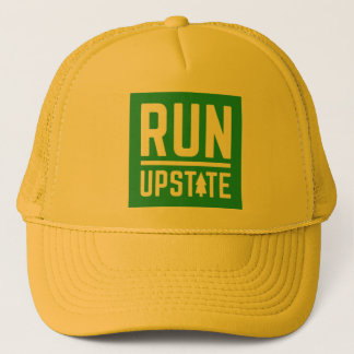 Run Upstate Trucker Hat