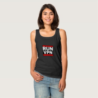 Run VPN Tank Top