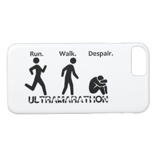 Run. Walk. Despair. iPhone 8/7 Case