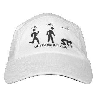 Run. Walk. Vomit. Hat