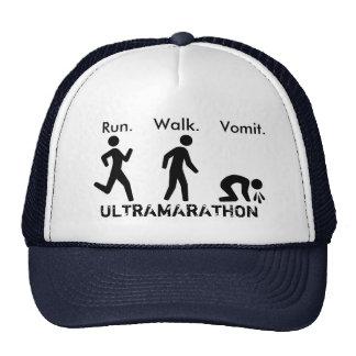 Run. Walk. Vomit Trucker Hat