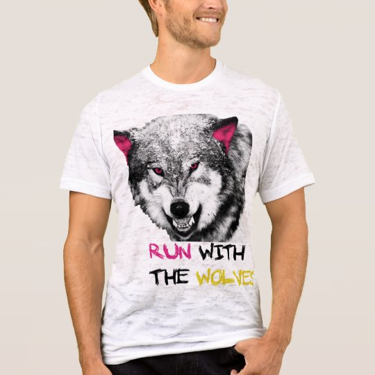 Run with the wolves T-Shirt
