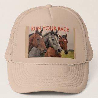 Run your Race Hat