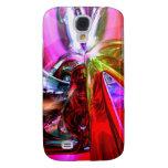 Runaway Color Abstract 3G Galaxy S4 Case