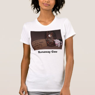 Runaway Cow First Edition T-Shirt