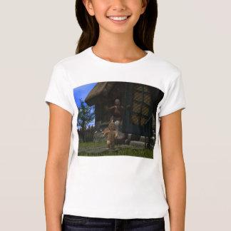 Runaway Gingerbread Man Tee Shirt