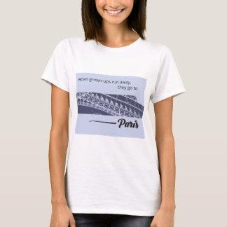 Runaway to Paris T-Shirt