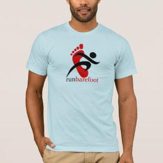 runbarefoot T-Shirt