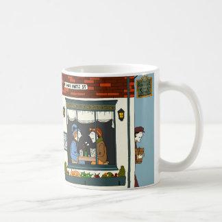 Runcible Spoon, Rye Coffee Mug