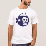 Runder Fisch fish T-Shirt