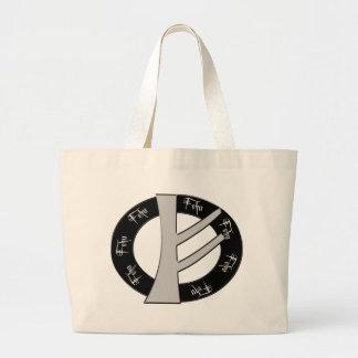 Rune Fehu Canvas Bags