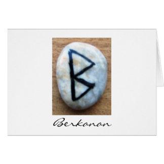 Runes Card