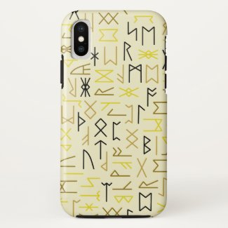 Runes Case-Mate iPhone Case