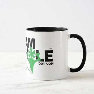 Runhole coffee mug