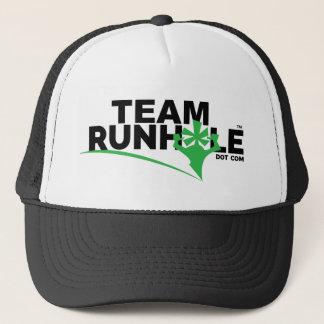 Runhole Trucker Hat