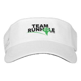 Runhole Visor Unisex