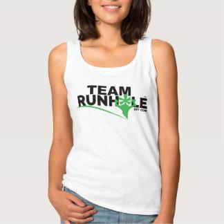 Runhole Women's Tank Top