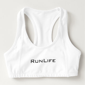 """RunLife"" Sports Bra"