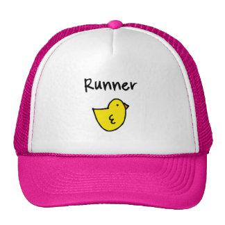 Runner Chick Hat