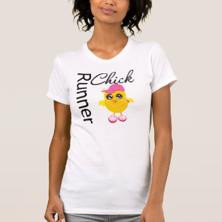 Runner Chick Tee Shirt